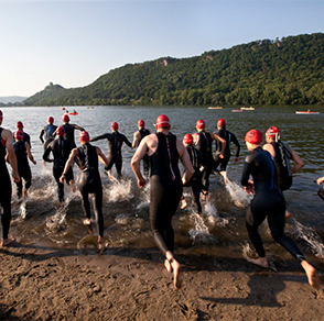 winona, minnesota, trinona, triathalon, swim, bike, run, race