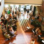 winona, minnesota, county, historical, society, history, center, lobby