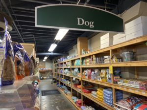 Winona Feed and Seed Pet Center Garden Shop Dog Toys Dog Food