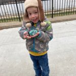 Winona Minnesota Levee Park Kids Stuff Painted Rocks