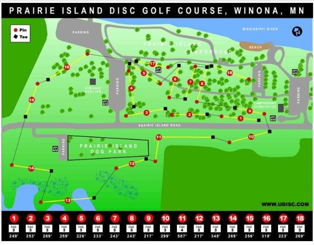 Prairie-Island-Disc-Golf-Winona-Minnesota